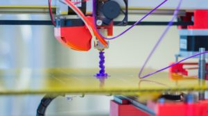 This is an image showing the evolution of 3d printing